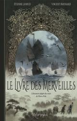 couverture de l'album Le livre des merveilles  - Librement adapté des récits de Marco Polo