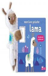 Mon livre peluche lama  - Avec une peluche