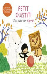 couverture de l'album Petit Ouistiti découvre les formes