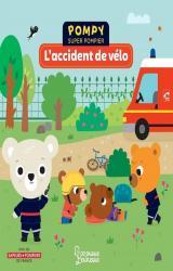 couverture de l'album Pompy - L'accident de vélo