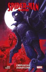 couverture de l'album Spider-Man Noir  - Crépuscule à Babylone
