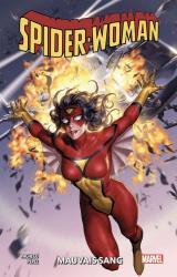 couverture de l'album Spider-Woman T01: Mauvais sang