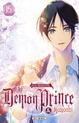 couverture de l'album The Demon Prince and Momochi T15