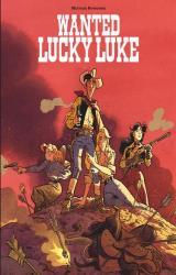 couverture de l'album Wanted Lucky Luke