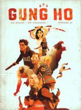 couverture de l'album Gung Ho - Intégrale 1