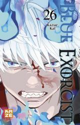 page album Blue Exorcist T.26