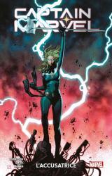 couverture de l'album Captain Marvel T04: L'accusatrice