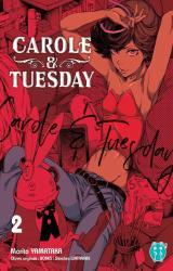 page album Carole & Tuesday T.2