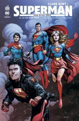 couverture de l'album Clark Kent : Superman - Tome 6