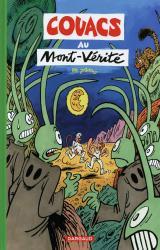 couverture de l'album Couacs au Mont-Vérité