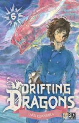 page album Drifting Dragons T06