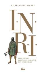 couverture de l'album INRI Le Triangle Secret Intégrale