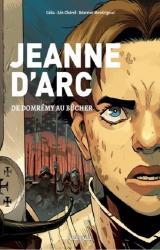 couverture de l'album Jeanne d'Arc  - De Domrémy au bûcher