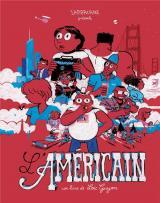 couverture de l'album L'Américain