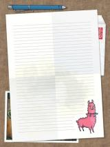 page album Treize envies de te revoir - Avec 1 set papeterie