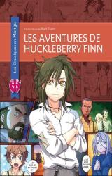 couverture de l'album Les aventures de Huckleberry Finn
