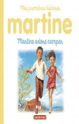 couverture de l'album Martine adore camper