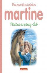 couverture de l'album Martine au poney-club
