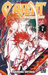 page album Orient - Samurai Quest T.7
