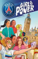 couverture de l'album Paris Saint-Germain - Girls Power T02