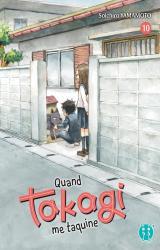 page album Quand Takagi me taquine T.10