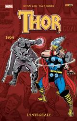 couverture de l'album Thor: L'intégrale 1964 (T06 Nouvelle édition)