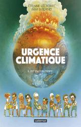 couverture de l'album Urgence climatique  - Il est encore temps !