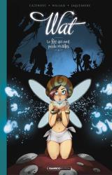 couverture de l'album La fée qui avait perdu ses ailes