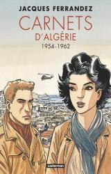 couverture de l'album Carnets d'Algérie - 1954-1962
