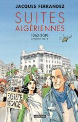 couverture de l'album Suites algériennes  - 1962-2019