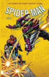couverture de l'album Amazing Spider-Man: L'intégrale 1973 (T11 Nouvelle édition)