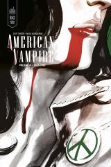 couverture de l'album American Vampire intégrale tome 4