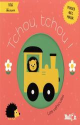 couverture de l'album Bébé découvre : Bonjour bébé véhicules