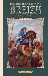 couverture de l'album Breizh Histoire de la Bretagne T07 - Le Temps des révoltes
