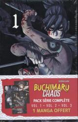 couverture de l'album Pack en 3 volumes : Tomes 1 à 3 - Dont 1 manga offert
