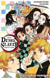 couverture de l'album Demon Slayer Roman N°01 : La fleur du bonheur