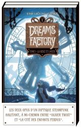 couverture de l'album Dreams Factory - Fourreau T01 + T02