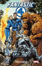 couverture de l'album Fantastic Four : Antithesis
