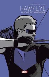 couverture de l'album Hawkeye  - Ma vie est une arme