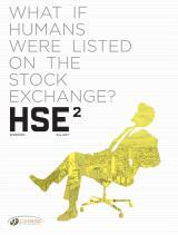 couverture de l'album HSE - Human Stock Exchange 2  - 2