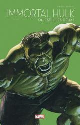 couverture de l'album Immortal Hulk Ou est-il les deux ?