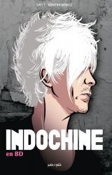 couverture de l'album Indochine en BD