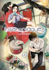 couverture de l'album Insomniaques T.1