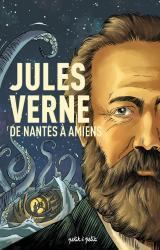 couverture de l'album Jules Verne, De Nantes à Amiens