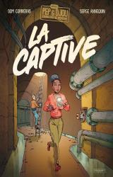 couverture de l'album La captive