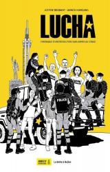 couverture de l'album Lucha  - chronique d'une révolution sans armes au Congo