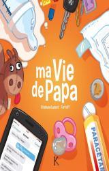 couverture de l'album Ma vie de papa T.1