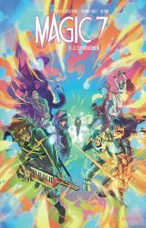 couverture de l'album Magic 7 - Tome 10 - Le commencement