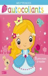 Mes ptits blocs 8 princesses
