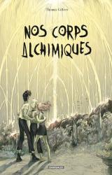 couverture de l'album Nos corps alchimiques